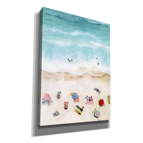 Image of 'Beach Week I' by Grace Popp, Canvas Wall Glass