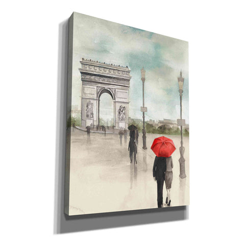 'Rainy Day Lovers II' by Grace Popp, Canvas Wall Glass