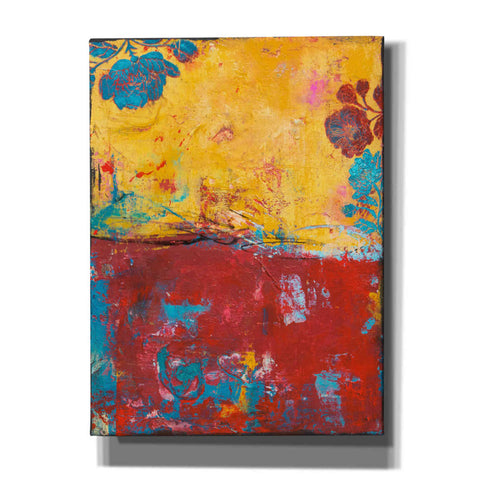 Image of 'Mexican Rose' by Erin Ashley, Canvas Wall Art
