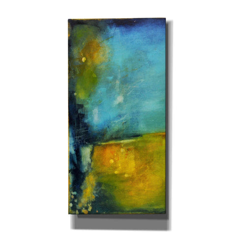 Image of 'Midnight Jewel I' by Erin Ashley, Canvas Wall Art