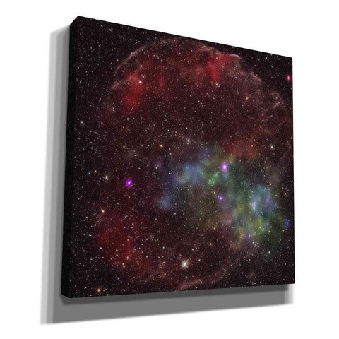 Image of 'DEM L238 Supernova,' Canvas Wall Art
