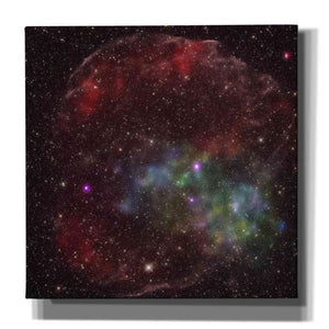 'DEM L238 Supernova,' Canvas Wall Art