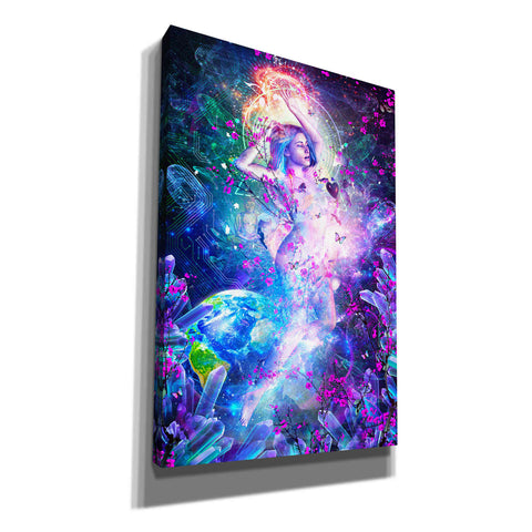 'Encounter With The Sublime' by Cameron Gray, Canvas Wall Art