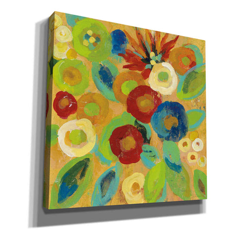 Image of 'Flower Market II' by Silvia Vassileva, Canvas Wall Art