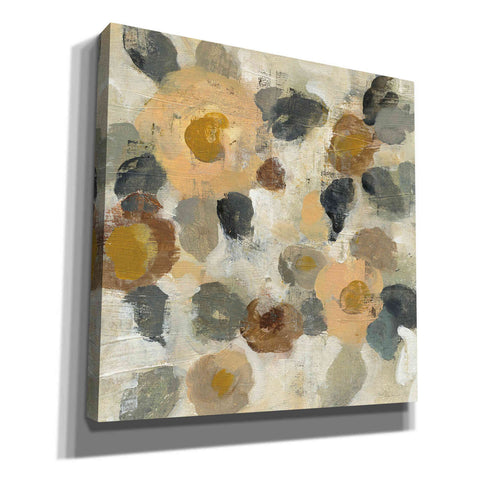 Image of 'Neutral Floral II' by Silvia Vassileva, Canvas Wall Art