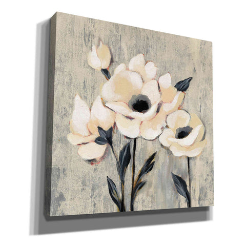 Image of 'Graphic Floral II' by Silvia Vassileva, Canvas Wall Art