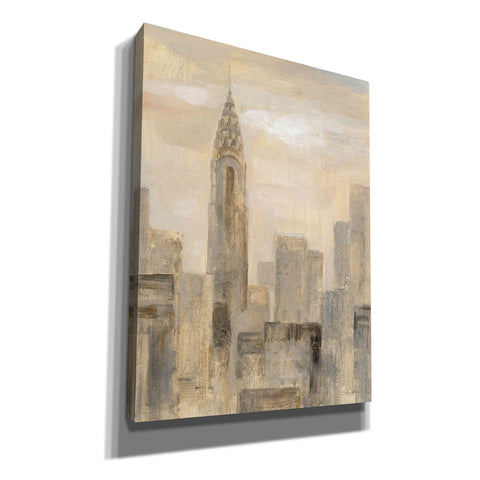 'City Blocks I' by Silvia Vassileva, Canvas Wall Art