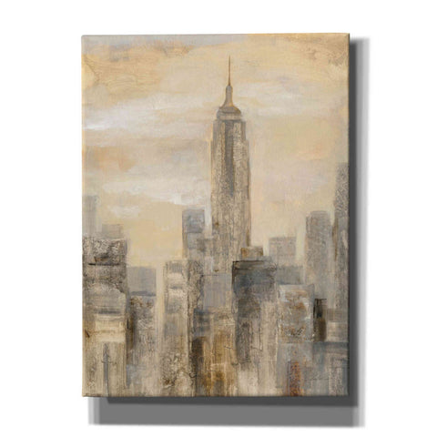 Image of 'City Blocks II' by Silvia Vassileva, Canvas Wall Art