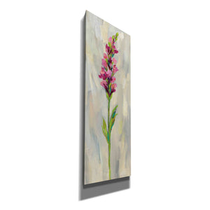 'Single Stem Flower IV' by Silvia Vassileva, Canvas Wall Art