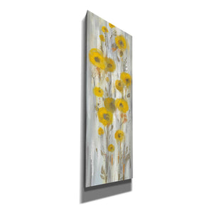 'Roadside Flowers II' by Silvia Vassileva, Canvas Wall Art