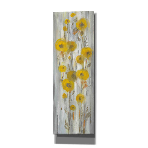 Image of 'Roadside Flowers II' by Silvia Vassileva, Canvas Wall Art