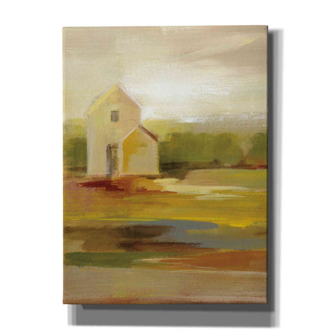Image of 'Hillside Barn I' by Silvia Vassileva, Canvas Wall Art