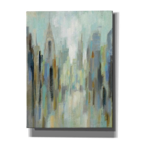 Image of 'New York Morning I' by Silvia Vassileva, Canvas Wall Art
