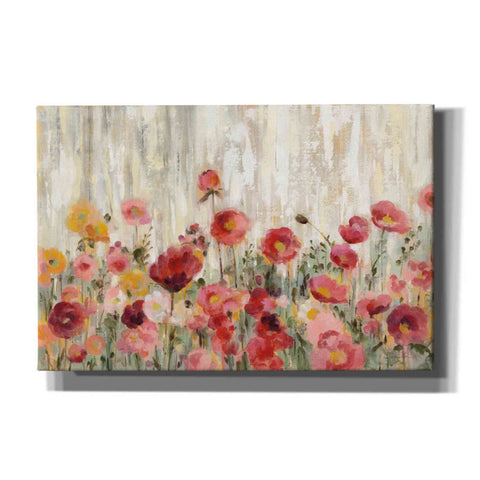 Image of 'Sprinkled Flowers' by Silvia Vassileva, Canvas Wall Art