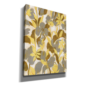 'Painted Tropical Screen II' by Silvia Vassileva, Canvas Wall Art