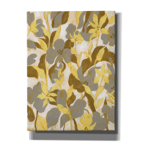 Image of 'Painted Tropical Screen II' by Silvia Vassileva, Canvas Wall Art