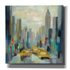 'Manhattan Sketches II' by Silvia Vassileva, Canvas Wall Art