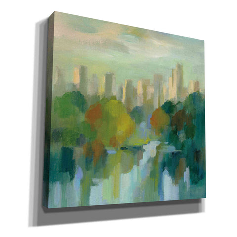 Image of 'Manhattan Sketches IV' by Silvia Vassileva, Canvas Wall Art