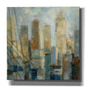 'Manhattan Sketches V' by Silvia Vassileva, Canvas Wall Art