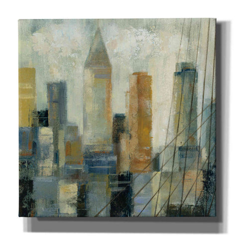 Image of 'Manhattan Sketches VI' by Silvia Vassileva, Canvas Wall Art