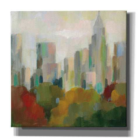 'NYC Central Park II' by Silvia Vassileva, Canvas Wall Art
