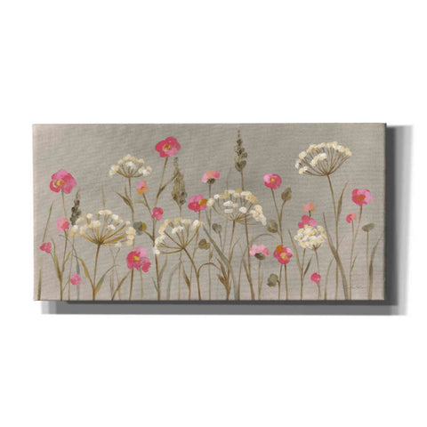 Image of 'Delicate Garden' by Silvia Vassileva, Canvas Wall Art