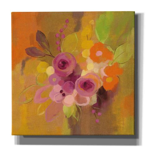Image of 'Small Bouquet I' by Silvia Vassileva, Canvas Wall Art