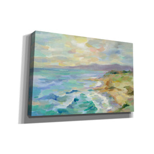 'Dunes by the Sea' by Silvia Vassileva, Canvas Wall Art