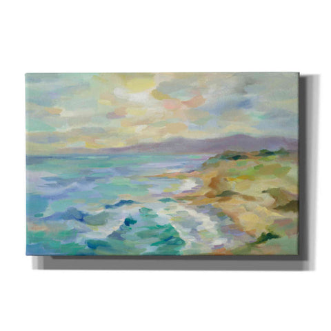 Image of 'Dunes by the Sea' by Silvia Vassileva, Canvas Wall Art