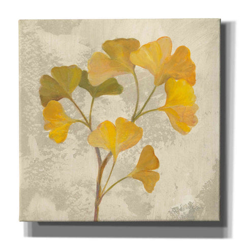 Image of 'November Leaves III' by Silvia Vassileva, Canvas Wall Art