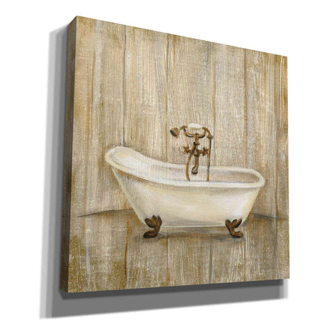 Image of 'Cottage Bathroom I' by Silvia Vassileva, Canvas Wall Art