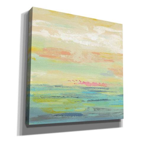 Image of 'Pink Clouds II' by Silvia Vassileva, Canvas Wall Art