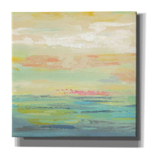 'Pink Clouds II' by Silvia Vassileva, Canvas Wall Art