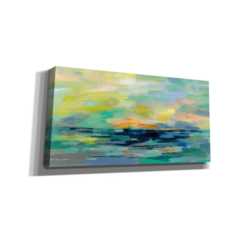 Image of 'Pacific Beach' by Silvia Vassileva, Canvas Wall Art