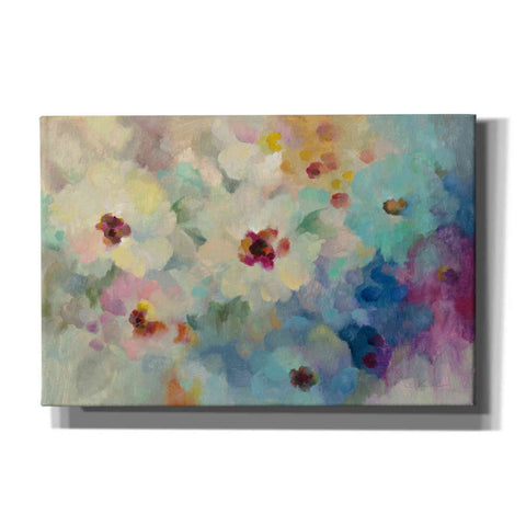 Image of 'Floral Extravaganza' by Silvia Vassileva, Canvas Wall Art