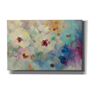 'Floral Extravaganza' by Silvia Vassileva, Canvas Wall Art