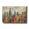 'Manhattan' by Silvia Vassileva, Canvas Wall Art
