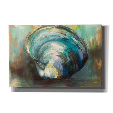 Image of 'Solo Quahog' by Jeanette Vertentes, Canvas Wall Art