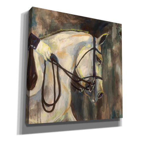 'Dressage' by Jeanette Vertentes, Canvas Wall Art