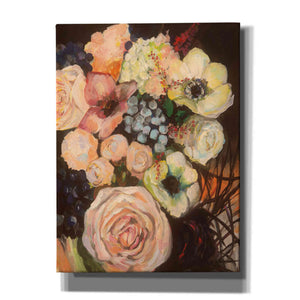 'Wedding Bouquet' by Jeanette Vertentes, Canvas Wall Art