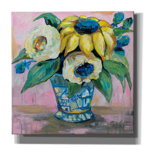'Ginger Jar II' by Jeanette Vertentes, Canvas Wall Art