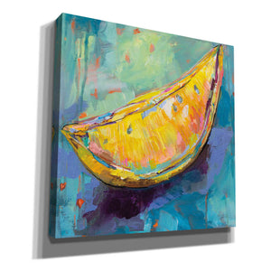 'Lemon Wedge' by Jeanette Vertentes, Canvas Wall Art