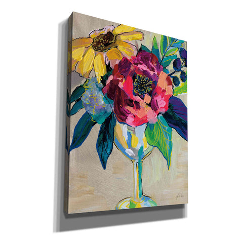 Image of 'Cup of Wine' by Jeanette Vertentes, Canvas Wall Art