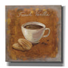 'Coffee Time II' by Silvia Vassileva, Canvas Wall Art