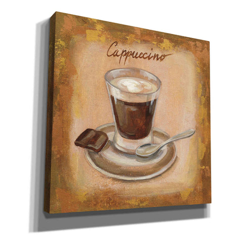 Image of 'Coffee Time III' by Silvia Vassileva, Canvas Wall Art