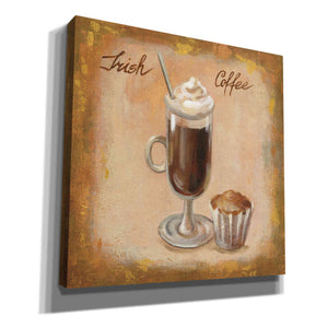 'Coffee Time V' by Silvia Vassileva, Canvas Wall Art
