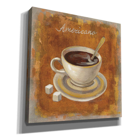 Image of 'Coffee Time VI' by Silvia Vassileva, Canvas Wall Art