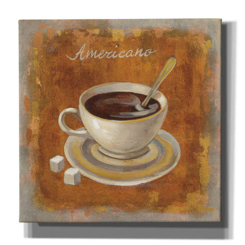 'Coffee Time VI' by Silvia Vassileva, Canvas Wall Art