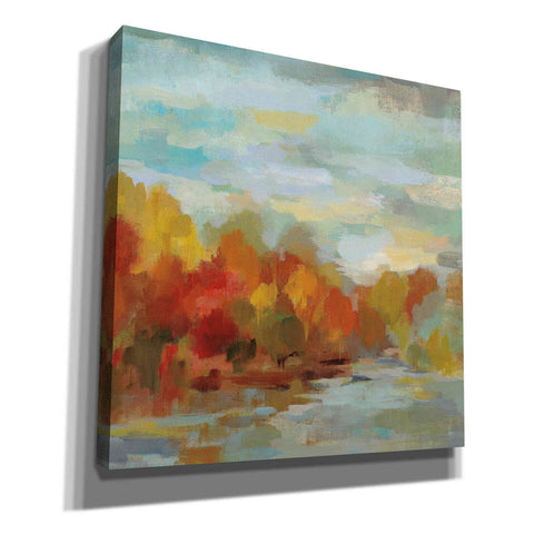 'October Dreamscape' by Silvia Vassileva, Canvas Wall Art