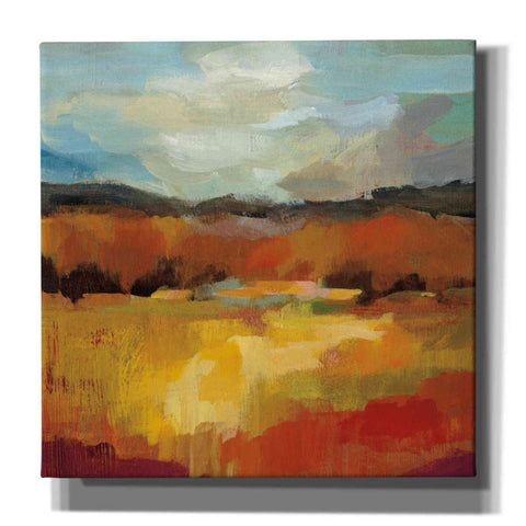 'October Moment II' by Silvia Vassileva, Canvas Wall Art